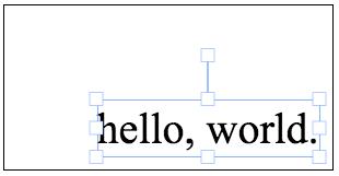 fabric.js tutorial 2013 text move
