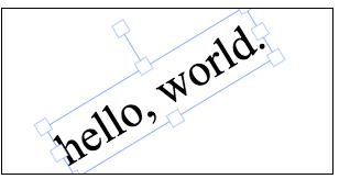 fabric.js tutorial 2013 text rotate