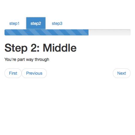 Twitter Bootstrap Tutorial Screen Shot 2